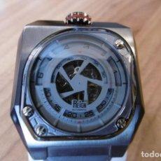 Relojes automáticos: RELOJ REIGN AUTOMATICO A ESTRENAR MODELO ESQUELETO JUMP HOUR. Lote 170451892