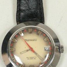 Relojes automáticos: RELOJ THERMIDOR AUTOMÁTICO INCABLOC 38 MILÍMETROS. Lote 170466180