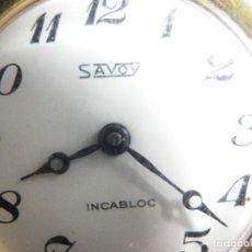 Relojes automáticos: ANTIGUO SAVOY SUIZO MILITAR AÑOS 60 17 RUBIS EXCELENTE ESTADO LOTE WATCHES. Lote 170496816