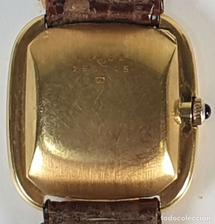 Relojes automáticos: RELOJ DE PULSERA. BAUME AND MERCIER. BAUMATIC. ORO DE 18 KT. SUIZA. CIRCA 1970. - Foto 3 - 171009010