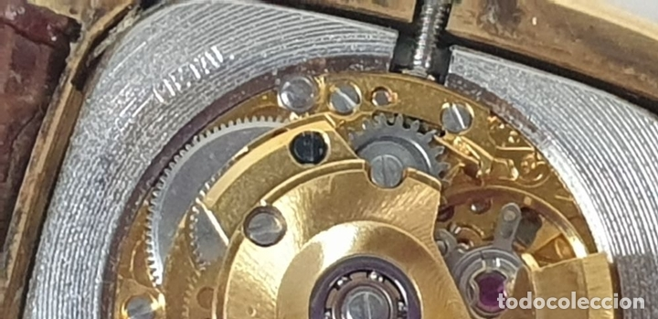 Relojes automáticos: RELOJ DE PULSERA. BAUME AND MERCIER. BAUMATIC. ORO DE 18 KT. SUIZA. CIRCA 1970. - Foto 13 - 171009010