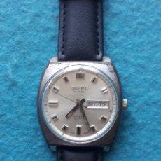 Relojes automáticos: RELOJ AUTOMÁTICO DE CABALLERO. MARCA DOGMA. FUNCIONANDO.. Lote 171075428