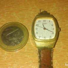 Relojes automáticos: RELOJ SEIKO QUARTS SGP S.T STEEL BACK 252376 - JAPAN - CORREA DE CUERO ( AÑOS 60 / 70 ). Lote 171170112