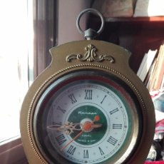 Relojes automáticos: RELOJ URSS,DECORACIÓN BARROCA.AÑOS 70-80.. Lote 171266667