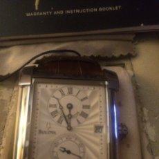 Relojes automáticos: RELOJ BULOVA REGULATORIO AUTOMATICO. Lote 171495087
