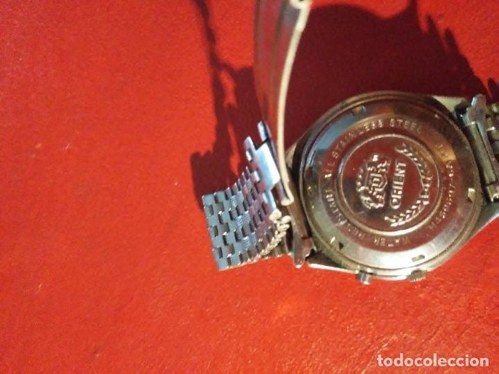 Relojes automáticos: Reloj Orient de pulsera vintage - Foto 3 - 171531975