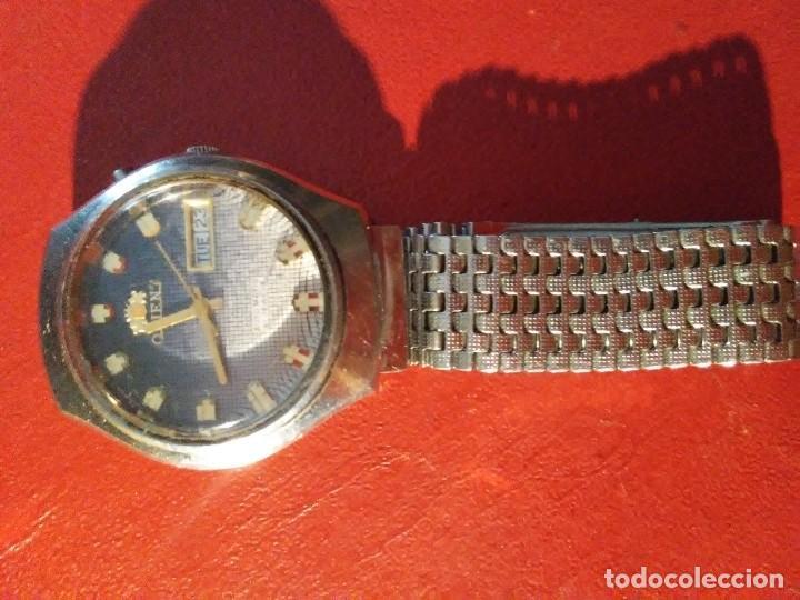 Relojes automáticos: Reloj Orient de pulsera vintage - Foto 6 - 171531975