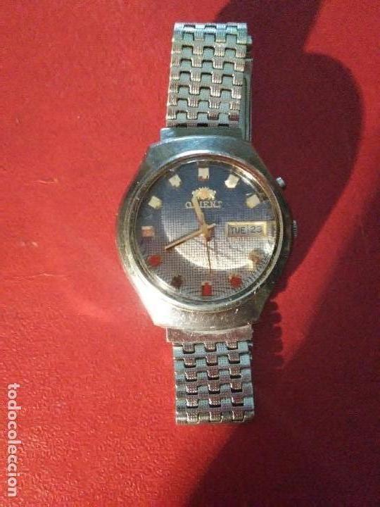 RELOJ ORIENT DE PULSERA VINTAGE (Relojes - Relojes Automáticos)