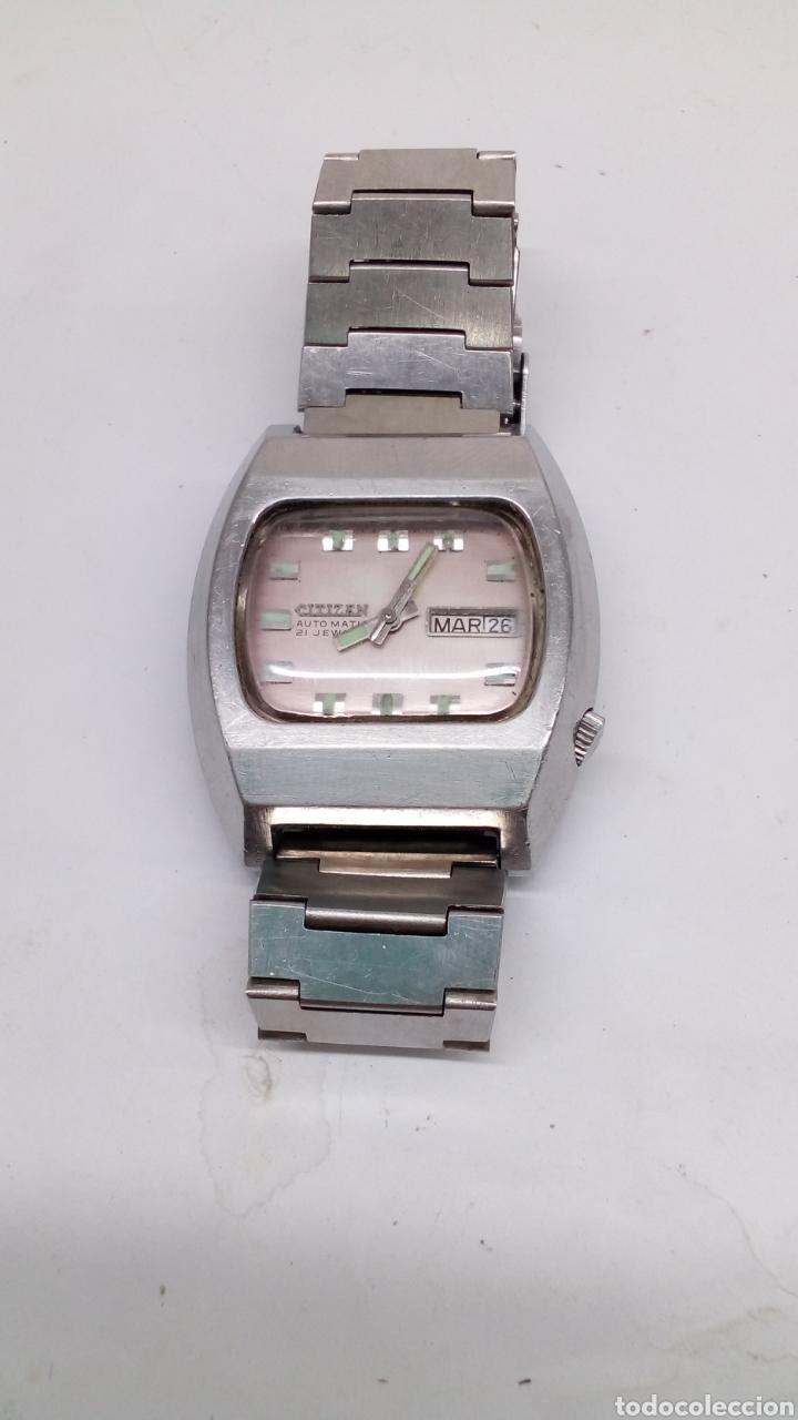 Relojes automáticos: Reloj Citizen Automatico - Foto 2 - 171663894
