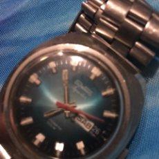Relojes automáticos: DUWARD AQUASTAR AUTOMÁTIC 100 METROS. Lote 180039563