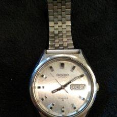 Relojes automáticos: RELOJ AUTOMÁTICO SEIKO 17 JEWELS. FUNCIONA. Lote 171963280