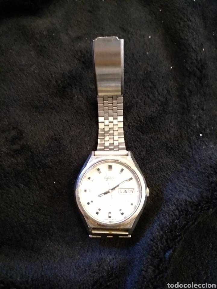 Relojes automáticos: Reloj automático Seiko 17 jewels. funciona - Foto 2 - 171963280