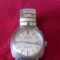 Relojes automáticos: AB-495.- RELOJ AUTOMATICO CALENDARIO - DUWARD CONTINENTAL.- TRIUMPH, FUNCIONANDO, SWISS MADE . Lote 172067980