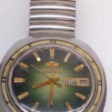 Relojes automáticos: RELOJ ORIENT AUTOMATICO VINTAGE EN FUNCIONAMIENTO. Lote 172246427