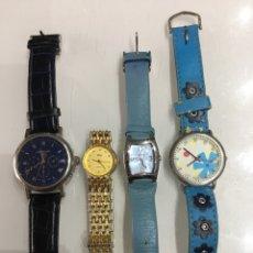 Relojes automáticos: LOTE DE RELOJES DIVERSOS. Lote 172309510