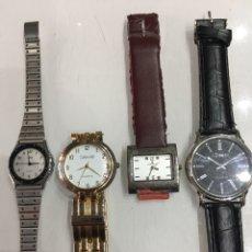 Relojes automáticos: LOTE DE RELOJES VARIOS. Lote 172311163