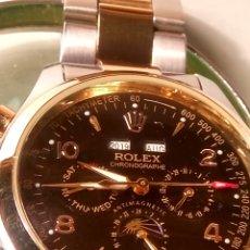 Relojes automáticos: RELOJ AUTOMATICO. IMPECABLE. 40,1 MM. FUNCIONANDO TODOS LOS MANDOS. FOTOS Y DESCRIPION COMPLETA.. Lote 172332358