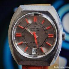 Relojes automáticos: RADIANT BLUMAR AUTOMATIC MUY NUEVO OK. Lote 172367992