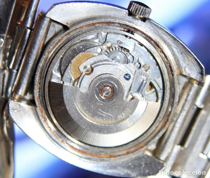 Relojes automáticos: reloj potens 25 JEWELS CRISTAL MINERAL.RELOJ AUTOMATICO ... - Foto 7 - 172383365