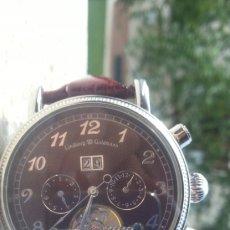 Relojes automáticos: RELOJ ALEMAN DE LUJO L&G AUTOMATICO. Lote 172682653