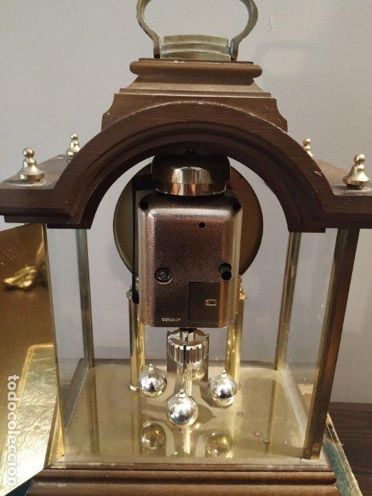 Relojes automáticos: RELOJ KUNDO - MEGA QUARZ - GERMANY - Foto 2 - 172814372