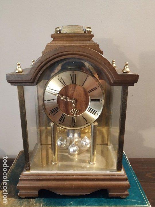RELOJ KUNDO - MEGA QUARZ - GERMANY (Relojes - Relojes Automáticos)