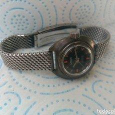 Relojes automáticos: RELOJ LAKEN VINTAGE AUTOMATIC FUNCIONA. Lote 172932702