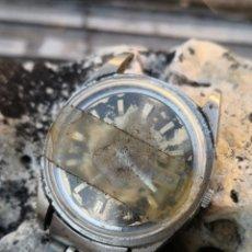 Relojes automáticos: C1/4 RELOJ VINTAGE ORIENT AUTOMATICO ACERO PIEZAS. Lote 173061619