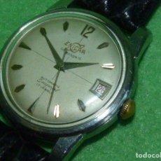 Relojes automáticos: BUSCADO RELOJ ENICAR SEAPEARL ULTRASONIC DATE AUTOMATICO 17 RUBIS AÑOS 50 VINTAGE ACERO. Lote 173339075