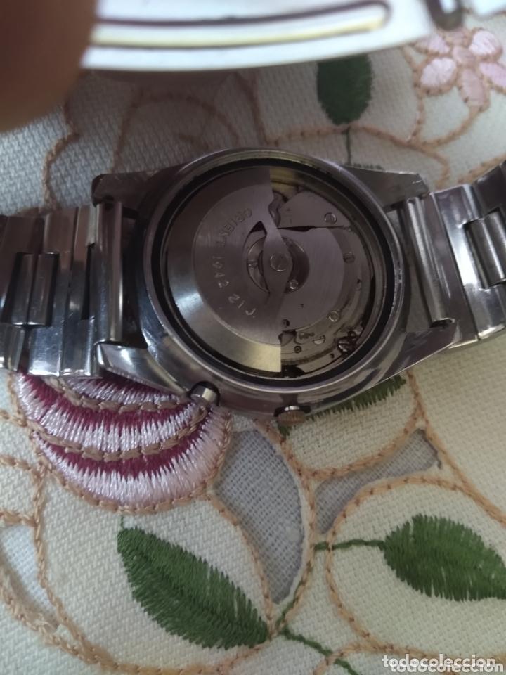 Relojes automáticos: MUY DIFÍCIL (RELOJ ORIENT AUTOMÁTICO - ANTISHOCK, ÚNICO TD ! ) CAJA 38 MM. VER FOTOGRAFÍAS. - Foto 8 - 167174818