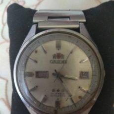 Relojes automáticos: RELOJ ( MUY DIFÍCIL, ORIENT AUTOMÁTICO - ANTISHOCK, ÚNICO TD ! ) CAJA 38 MM. VER FOTOGRAFÍAS.. Lote 167174818