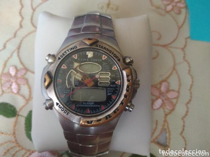 Relojes automáticos: DIFÍCIL (RELOJ TIME FORCE V - ACTION 45 mm ). MÁS RELOJES EN MÍ PERFIL. - Foto 3 - 167539380