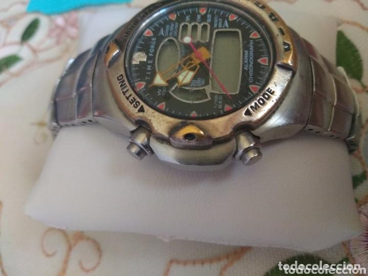 Relojes automáticos: DIFÍCIL (RELOJ TIME FORCE V - ACTION 45 mm ). MÁS RELOJES EN MÍ PERFIL. - Foto 4 - 167539380