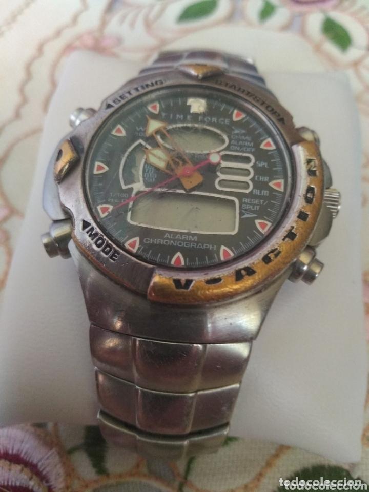 Relojes automáticos: DIFÍCIL (RELOJ TIME FORCE V - ACTION 45 mm ). MÁS RELOJES EN MÍ PERFIL. - Foto 6 - 167539380