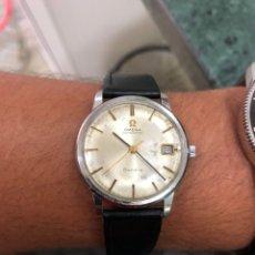 Relojes automáticos: RELOJ OMEGA AUTOMÁTICO GENEVE ORIGINAL DE ACERO FUNCIONA PERFECTAMENTE. Lote 174099634