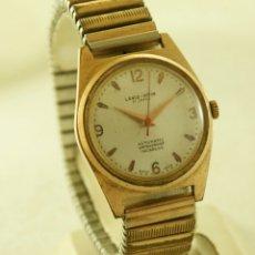 Relojes automáticos: LANCO ROTOR AUTOMATIC FUNCIONANDO CHAPADO EN ORO. Lote 174157643