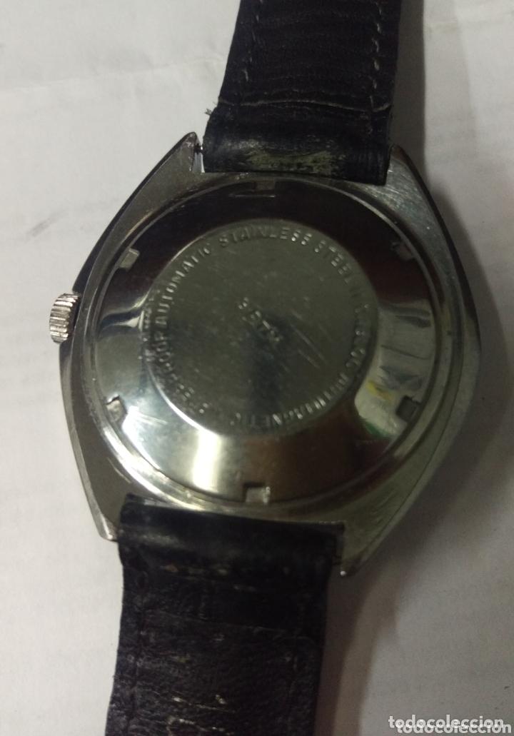 Relojes automáticos: Buscado RADIANT BLUMAR 25 J. automático funcionando. grande 39 mm. - Foto 2 - 174177450