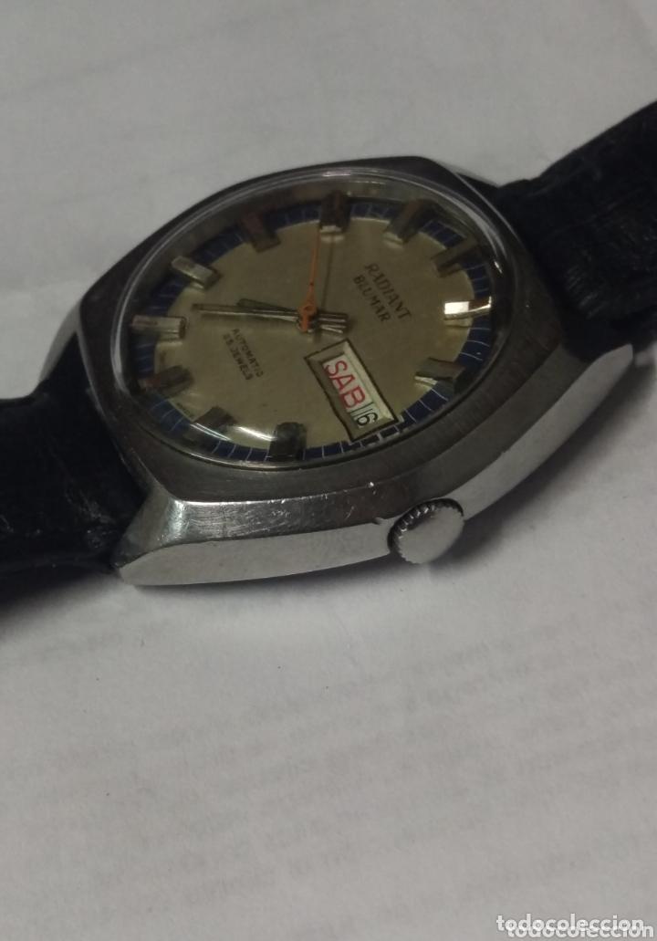 Relojes automáticos: Buscado RADIANT BLUMAR 25 J. automático funcionando. grande 39 mm. - Foto 3 - 174177450