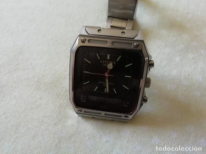 Relojes automáticos: reloj citizen - Foto 3 - 174206219
