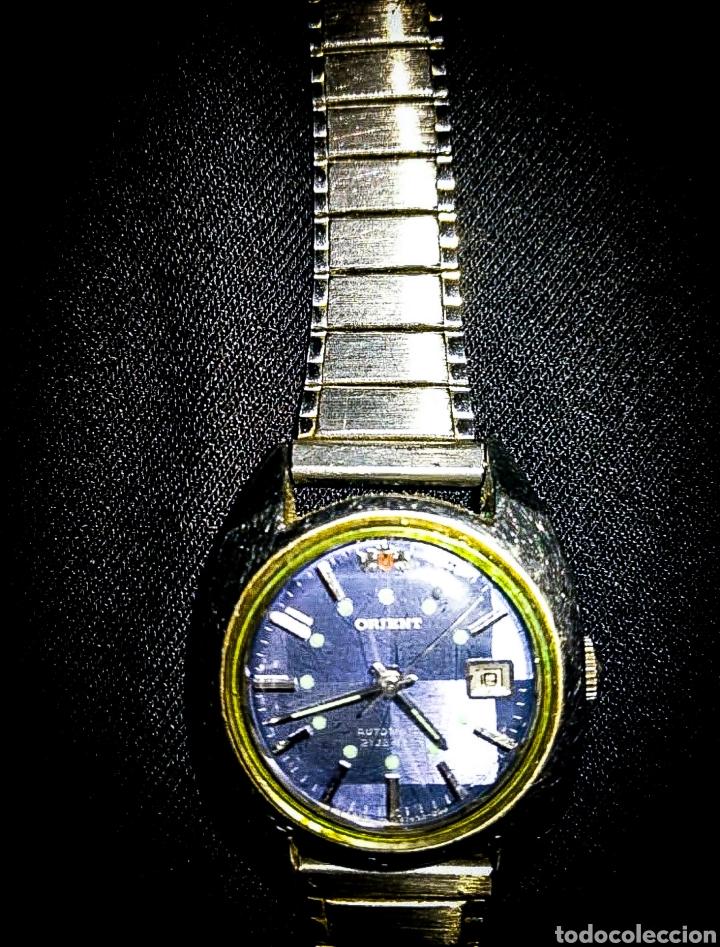 Relojes automáticos: RELOJ ORIENT AUTOMATIC 21 JEWELS. - Foto 2 - 173967324