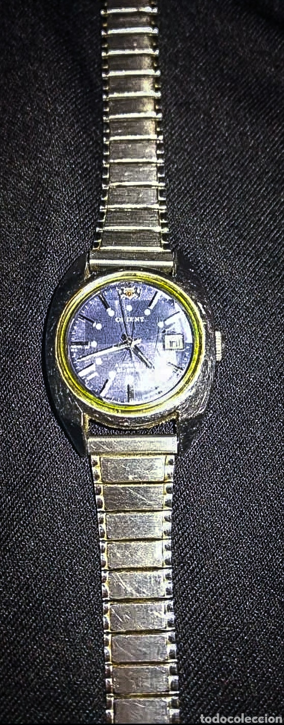 Relojes automáticos: RELOJ ORIENT AUTOMATIC 21 JEWELS. - Foto 3 - 173967324