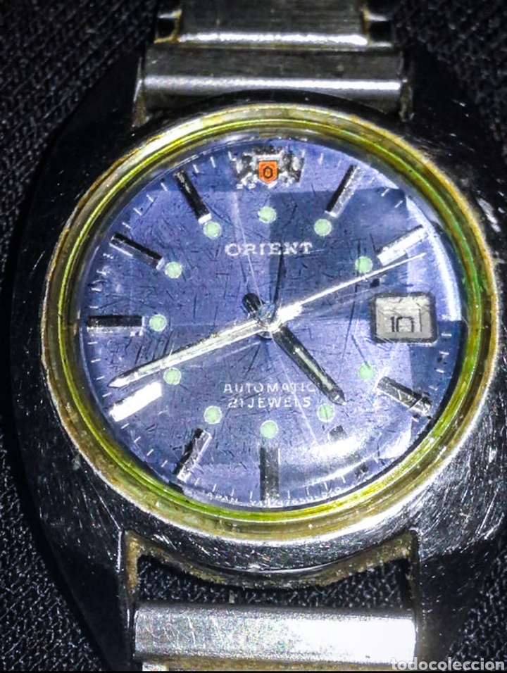 RELOJ ORIENT AUTOMATIC 21 JEWELS. (Relojes - Relojes Automáticos)