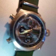 Relojes automáticos: RELOJ DEPORTIVO DE CABALLERO . PERFECTO ESTADO DE MARCHA. Lote 174526579