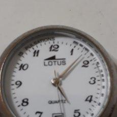 Relojes automáticos: RELOJ LOTUS DE EMFERMERA. Lote 174594249