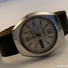 Relojes automáticos: CITIZEN AUTOMATICO COMO NUEVO GRANDE. Lote 175298524