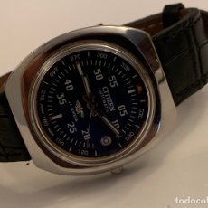 Relojes automáticos: CITIZEN AUTOMATICO DE COLECCION RARO GRANDE. Lote 175298624