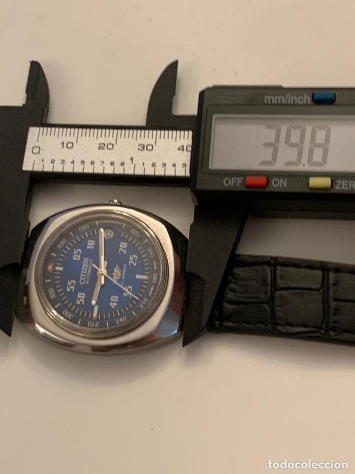 Relojes automáticos: CITIZEN AUTOMATICO DE COLECCION RARO GRANDE - Foto 9 - 175298624