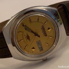 Relojes automáticos: CITIZEN AUTOMATICO COMO NUEVO DE COLECCION. Lote 175298887