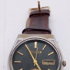 Relojes automáticos: RELOJ CITIZEN AUTOMÁTICO. Lote 175705322