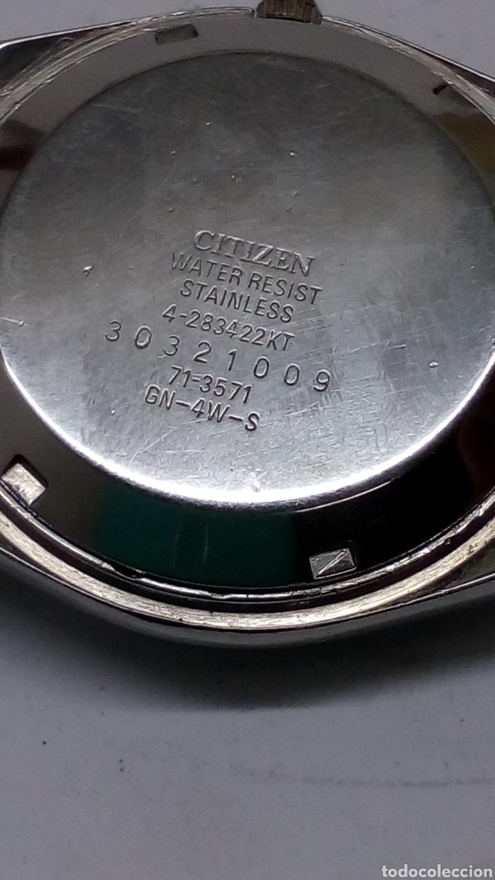 Relojes automáticos: Reloj Citizen Automático - Foto 2 - 175705322